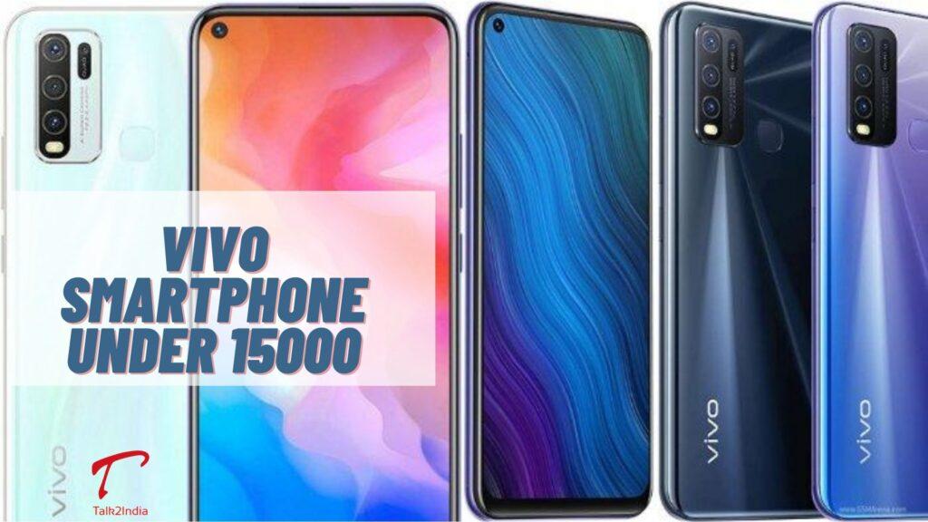 Vivo Smartphone Under 15000 in India
